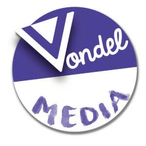 Logo Van Vondel Media
